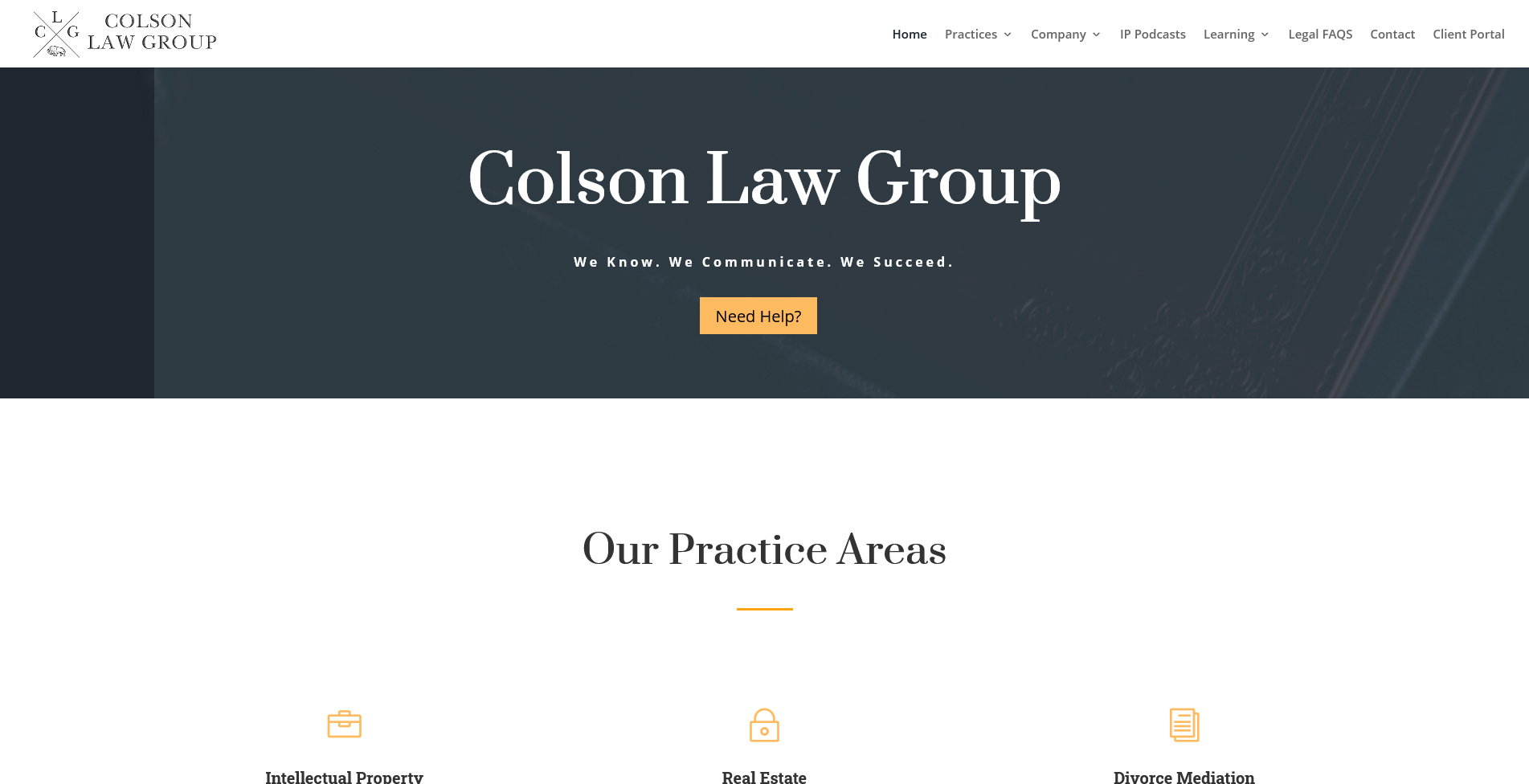 Colson Law Group